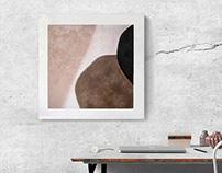 abstarct painting | oil on canvas