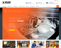 YıldızGaz Website Re-Design