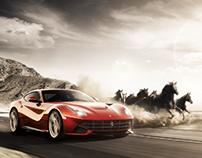 Ferrari - Gallantry