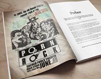 PORN ROCK POSTER, AD, WEB & PRINT DESIGN