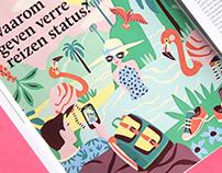 Illustration / Quest Psychology Magazine