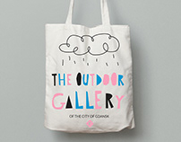 The Outdoor Gallery eco bag