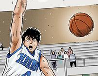 THE UNDERDOGS宅男打籃球