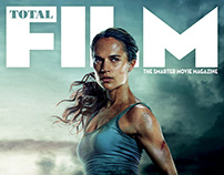 Tomb Raider & Total Film