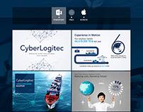 Cyber Logitec Powerpoint