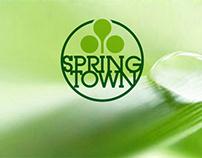 Brand Design Shanghai SpringTown Bio-Products Co.,Ltd