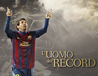 FIFA Ballon d'Or - Messi, recordman - La Stampa