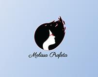 Melissa Profeta logo design