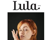 Cover Story for Lula Magazine JAPAN