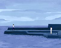 Embankment 堤防