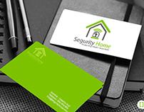 Security Home - Logo