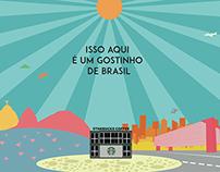 Folder Brasil Blend- Starbucks