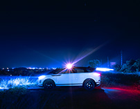 Range Rover Evoque R Dynamic | By Sourav Mishra