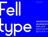 Fell Typeface