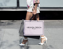 Miranda Gibson - Branding