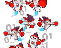Rocket Character