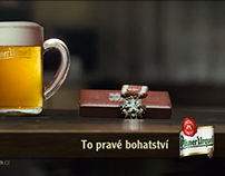 Pilsner Urquell: The True Richness /TVC