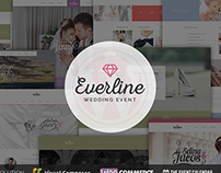 Everline - Wedding WordPress Theme