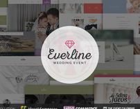 Everline - Wedding WordPress Theme