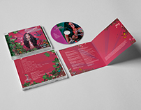 Album Design: Gingger Shankar