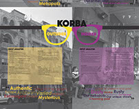 Behavioral/Architectural Analysis of Korba & Downtown