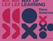 Diane Ackerman quote poster