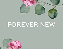 Forever New 10th Anniversary Campaign