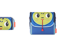 Lunch Munch - The Foldable Lunch Bag for Kids