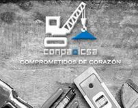 Conpanicsa, branding/social media