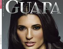 GUAPA MAGAZINE COVER By GONZALO LAUDA
