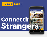 SocioTags : Connecting Strangers at Airports