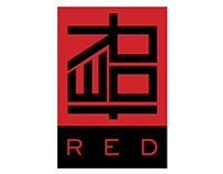 Red: Chinese Restaurant Identity