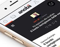 Anobii Mobile App // Social Network