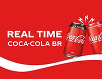 REAL TIME | Coca-Cola Brasil