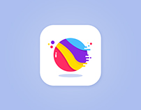 Ball - App icon for IOS