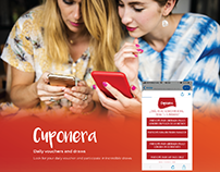 Cuponera - Daily vouchers and draws