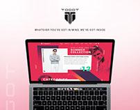 Togot - Shopping & Blog Website