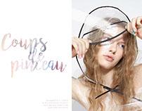 Dreamingless Magazine - Coups de Pinceau
