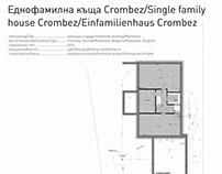 Single family house Crombez