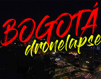 Bogota Dronelapse