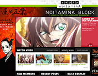 FUNimation Redesign 2011