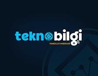 Tekno Bilgi Logo Tasarımı
