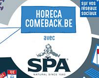 HORECACOMEBACK avec SPA