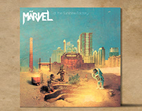 Märvel | Album cover