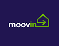 Moovin - logo animation