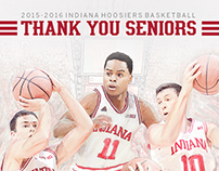 Indiana University - Senior Day