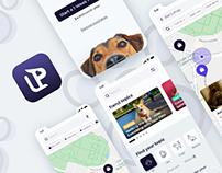 Pets Lovers   Designflows 2020 - UI Design