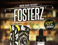 "Vapor Shark - ""Fosterz"" Email Campaign"