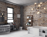 Tribeca Bathroom
