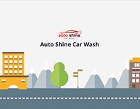 Autoshine Car Wash - Logo Reveal &  Promotional Video